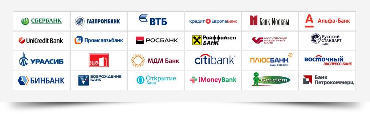 с какими банками сотрудничает банк русский стандарт в москве